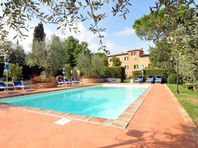 Photo for FARMHOUSE PAFFETTI - 6 APARTMENTS INCLUDE GREEN AT THE CENTER OF TUSCANY