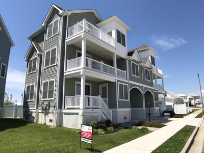 Photo for Gorgeous 3 Story Townhouse in the Tranquility of North Wildwood!