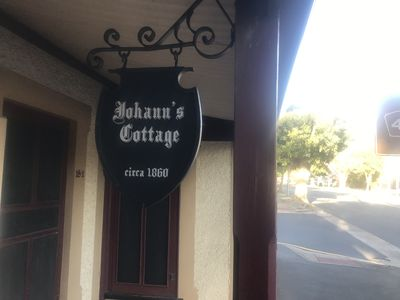 Photo for Johanns Cottage - Barossa Valley