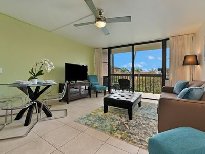 Photo for MV 2211- Beautiful Unit, Steps to the Beach and Snorkeling!