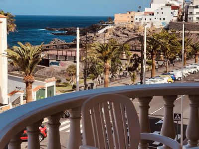 Photo for Comfortable Apartment with Sea view Puerto Santiago up to 5 persons