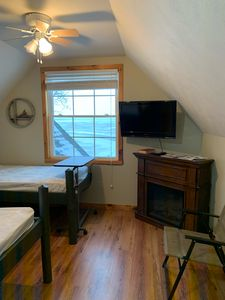 Bedroom - Two Twin Beds