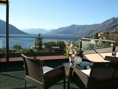 Photo for Holiday apartment Brissago for 6 - 8 persons with 3 bedrooms - Holiday apartment