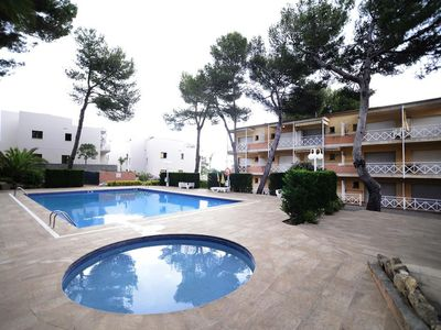 Photo for VILLASCOSETTE-APARTAMENTO LOLA with communal area and pool in Platja d'Aro