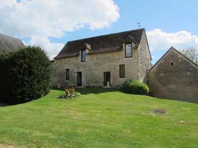 Photo for Pretty Manor with pool in the heart of Touraine