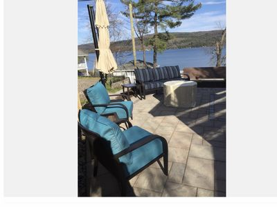 """Photo for """"R"""" Lake House On Otsego Lake, Cooperstown, NY"""