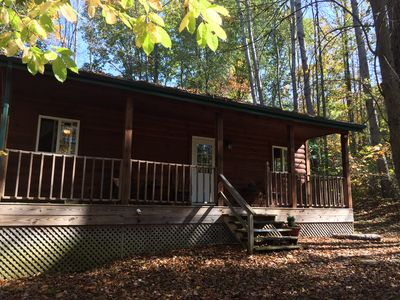 Photo for 1BR Cabin Vacation Rental in Laurelville, Ohio