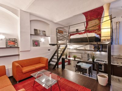 Photo for Fabulous Design Loft x4 in San Salvario!