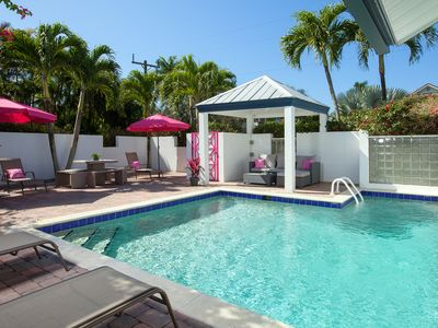 Photo for STARFISH BEACH HOUSE - Waterfront Home in Coveted Seagate Beach Community