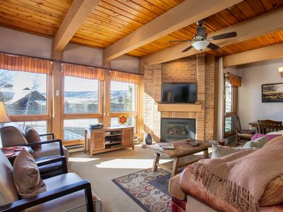 Photo for Elegant Mountain Furnishings in this Cozy Home-Summer Activities 250 YDS Away