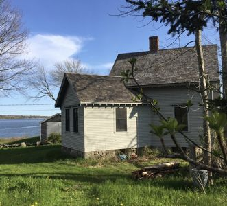 Photo for Ocean front property in Round Pond Village with incredible waterfront and dock