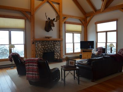 Photo for Silver Run Cabin just 10 min from Red Lodge Mountain Skiing