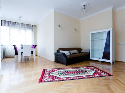 Photo for VIP Apartment in City Center(Narimanov's monument)