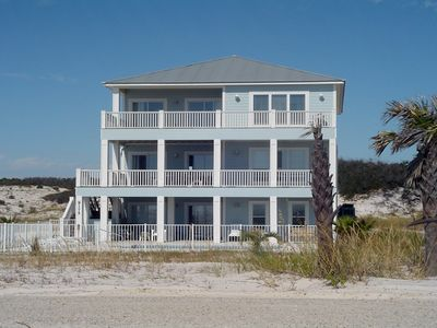 Photo for HAVE A BALL with Kaiser in Clurin`s Blue Heaven: 6 BR/6 BA House in Fort Morgan Sleeps 20