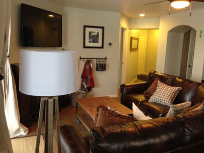 Photo for Adorable Deer Valley Condo! Across Highway From Gondola! Hot Tub!