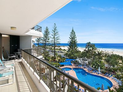 Photo for Rocks Resort 4E -  Currumbin Beachfront