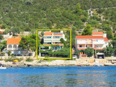 Photo for Apartments Ante, (11858), Vinišće, Trogir riviera, Croatia