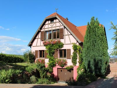Photo for The Katzengarten, cottage for 10-12 people, charming holiday rental in Alsace
