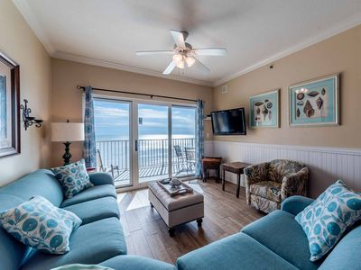 Gulf Front, Spectacular Views, Great Amenities! Amazing Attractions Nearby!