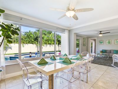 Photo for Designer, Newly Remodeled, Vacation Property In South Palm Beach County Se, Fl