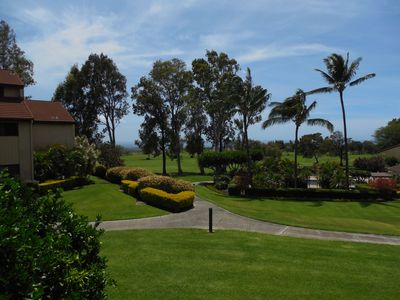 Photo for Ocean View Unit On Waikoloa Village Golf Course