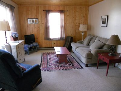 SWEET TWO BEDROOM COTTAGE ONE BLOCK FROM THE HARBOR,  in Grand Marais