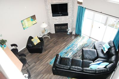 Great Room from Loft