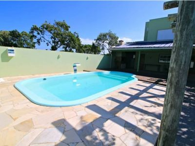 Photo for Wonderful house in Mariscal with Pool / Bombinhas-SC # V24