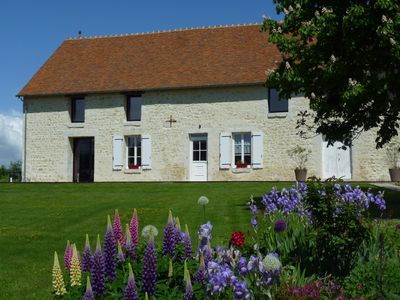 Photo for Holiday house Le Pin la Garenne for 2 - 9 persons - Holiday home
