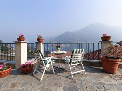 Photo for A Terrace for Daydreaming Free Wi-fi