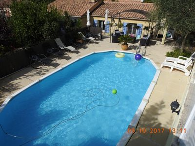 Photo for Holidays in a beautiful Villa close to blackcurrant 5 mm of the 8 beaches of the ciotat