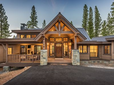 Photo for NEW LISTING - STUNNING Monthly Rental Available in Martis Camp