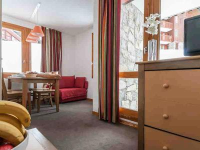 Photo for Pierre & Vacances Residence Les Chalets des Arolles - 2 room apartment 4/5 people Standard