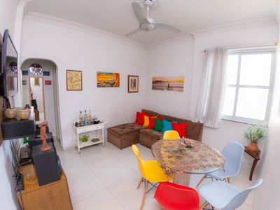 Photo for Fit 2 bedrooms, renovated, orange / largo do ax 100m from the metro