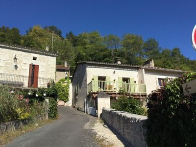 Photo for Rennovated Village House with Open Views