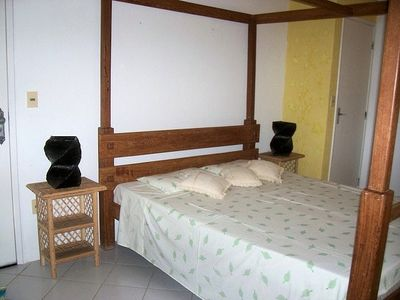 Photo for Casa Barra do Jacuípe, swimming pool. 4 rooms. pool table, barbecue