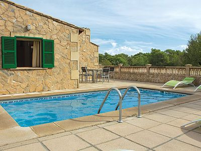 Photo for Modern villa ideally located near popular resorts, with a pool and Wi-Fi