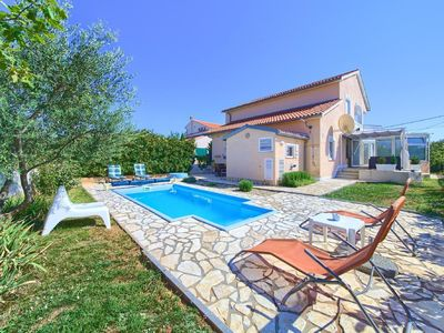 Photo for Holiday house Krk for 6 - 7 persons with 3 bedrooms - Holiday house