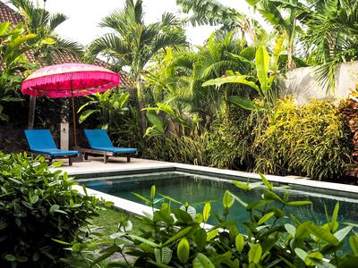 Photo for ☆Best deal☆Privat Room in 4 Bedroom Villa with Pool Canggu/Berawa 5min Beach