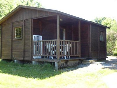 Photo for Camping Du Deffay **** - Chalet 3 Rooms 4 People