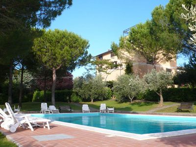 Photo for 2BR Apartment Vacation Rental in Guardistallo, Toscana