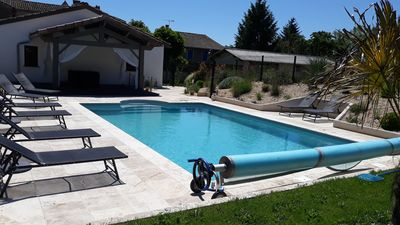 Photo for La vieille école gites (Jasmin) Varen. Gym and Sauna available from May