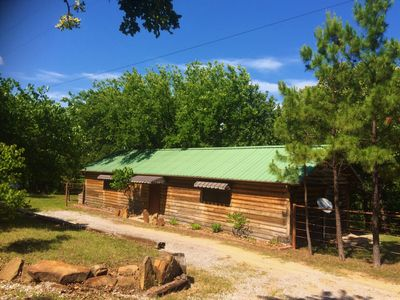 Quiet & Secluded Cabin On Skiatook Lake