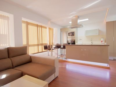 Photo for DUPLEX WITH SEA VIEWS - PUERTO -