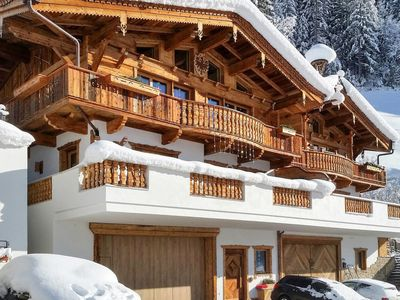 Photo for Apartment Chalet Modern Life (MHO769) in Mayrhofen - 10 persons, 3 bedrooms