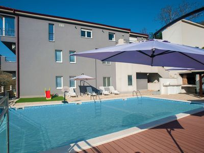 Photo for Modern Apartment with swimming pool