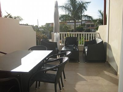 Photo for Villas de Palm Mar Lovely House With Swimming Pool