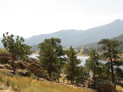 Photo for Condo w Lake View at Mountain Llama Ranch! Groups Welcome!