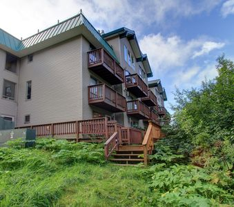 Photo for Two Bedroom Ski-in-Ski-out Condo at the base of Alyeska Ski Resort