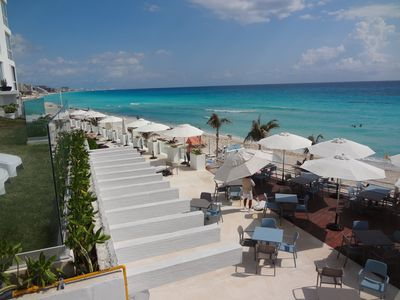 Photo for Recently renovated hotel,  delicious food, refreshing drinks, all included!!!